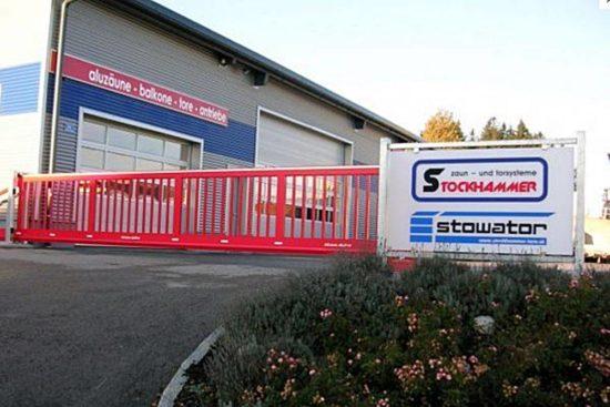 Stockhammer Zaun- und Torsysteme